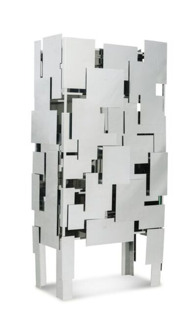 Mattia Bonetti, 'Strata Cabinet', 2004