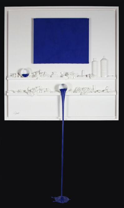 Paul Sibuet, 'Flow 70 - Hommage à Klein'