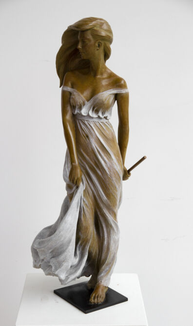 Luo Li Rong, 'Douce muse', 2020