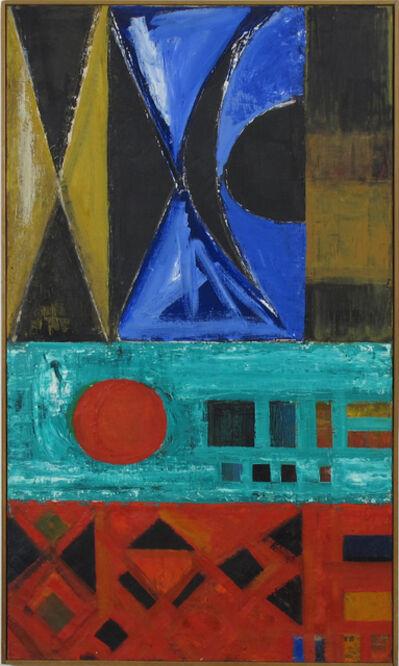 Dorothy Antoinette (Toni) LaSelle, 'Theme 1-C', 1952