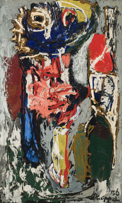 Karel Appel, 'Untitled', 1956