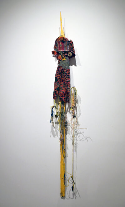 Sue Dean, 'Ancestor Pole', 2018