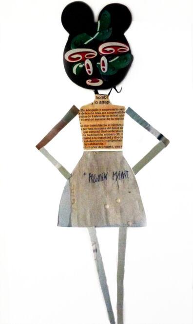 Claudia del Rio, 'De la Serie Cometer C y C. Sin título', 2005