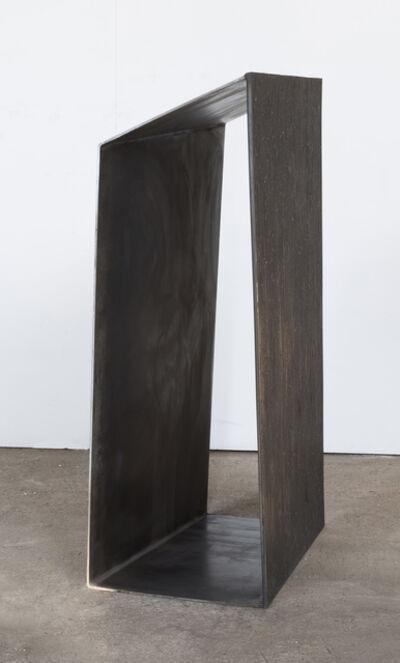 """Jose Carlos Balanza, '""""0,00004330806043333 sg luz', 2018"""