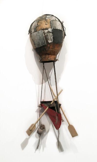 Sherry Rusinack, 'Balloon Boat (red bottom)', 2020