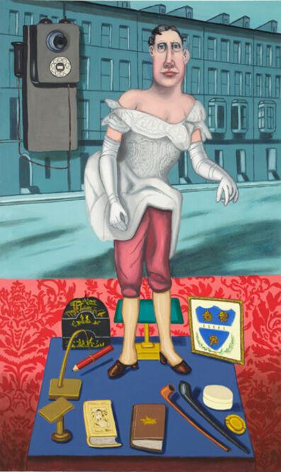 Hannah Barrett, 'Tales from the House of Gibson: Mr. Quackenboss', 2010