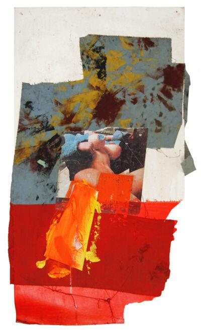 Boris Lurie, 'Untitled (Deliberate Pinup)', ca. 1975