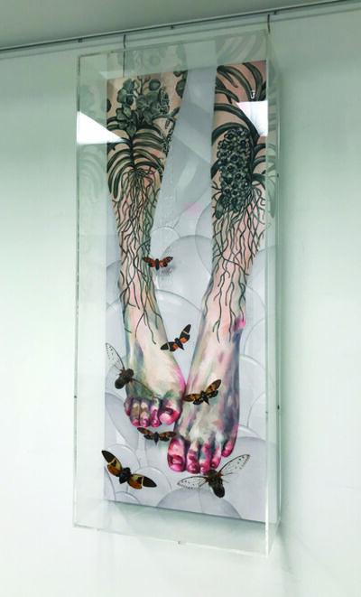Milena Martinez Pedrosa, 'Temporary Freedom', 2018
