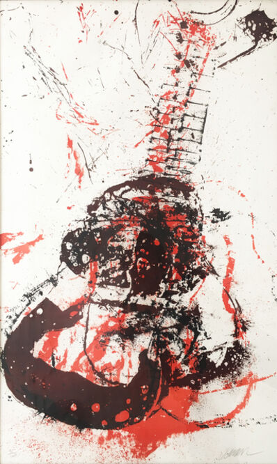 Arman, 'Musical Accumulations', 1977