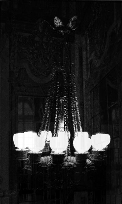 Donna Cameron, 'Chandelier Light'