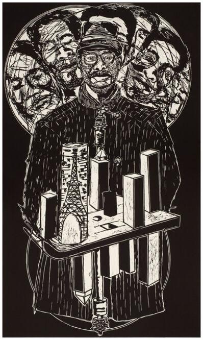 Senzo Shabangu, 'Stand for yourself', 2014