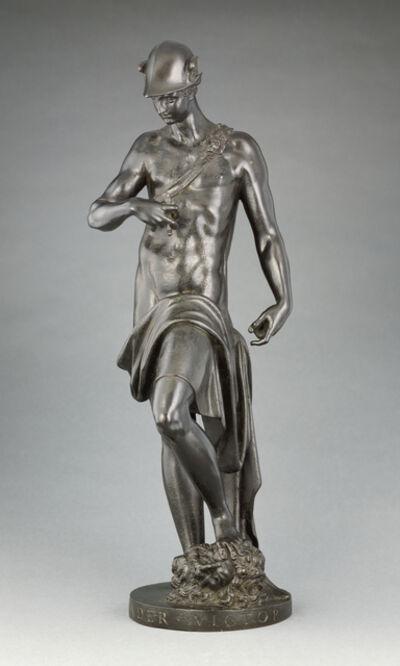 Alessandro Vittoria, 'Mercury', 1559-1560