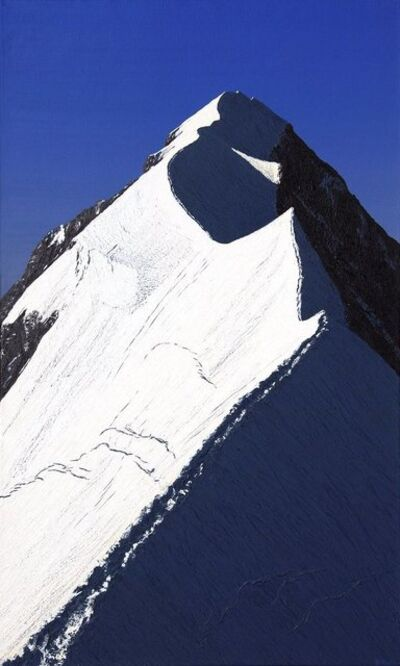 Lukas R. Vogel, 'Vor dem Biancograt', 2007