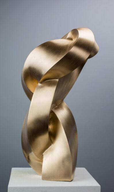 Stephan Marienfeld, 'Twist - Bronze brushed', 2020