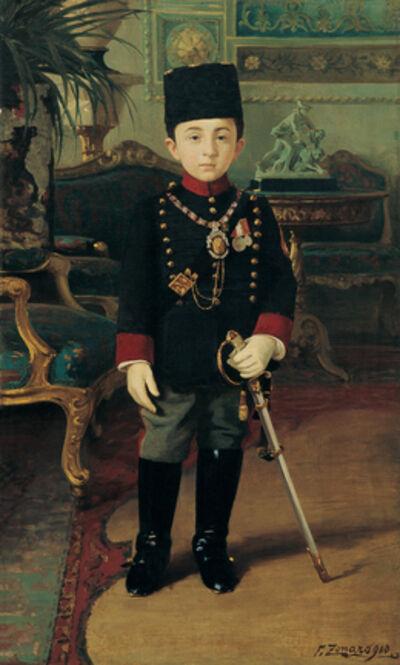 Fausto Zonaro, 'Prince Abdürrahim Efendi', Early 20th Century