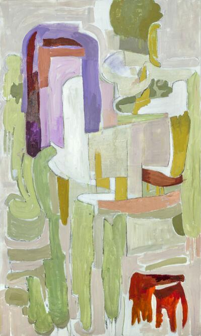 Lois Dickson, 'Vertical II', 2017