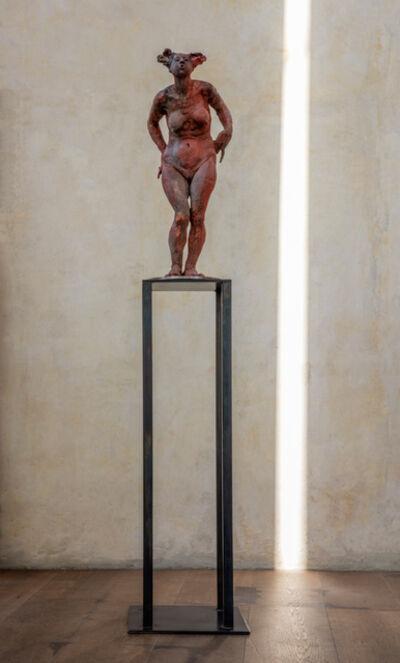 Javier Marin, 'Mujer roja', 1998
