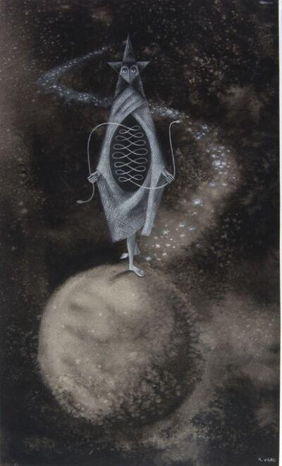 Remedios Varo, 'El otro reloj', 1957