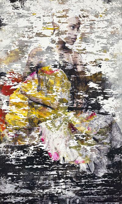 Lita Cabellut, 'La flor de la selva ', 2020