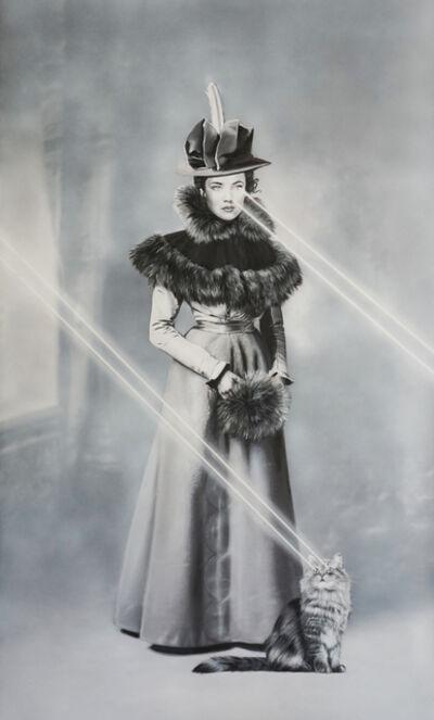 Zoé Byland, 'Lady Laser', 2019