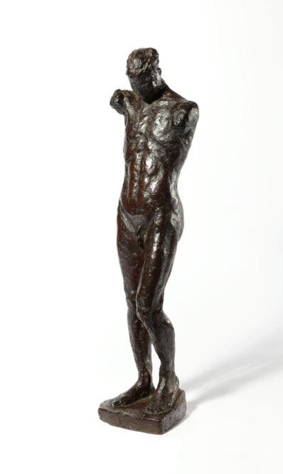 Kwon Jinkyu, 'Standing man', ca. 1953