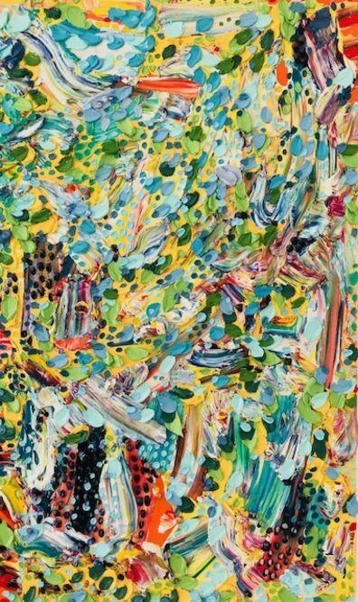 Llewellyn Xavier, 'Peruvian Gold Carpet', 2019
