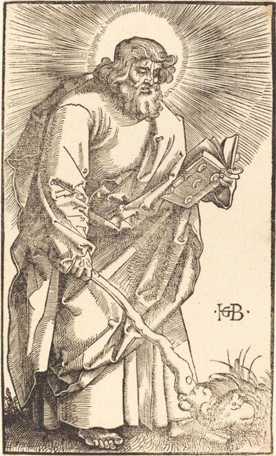 Hans Baldung, 'Apostle Judas Thaddeus', 1519