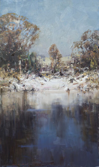 Ken Knight, 'Riverbank'