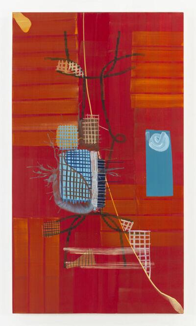 Juan Uslé, '¿ME RECUERDAS?', 1993