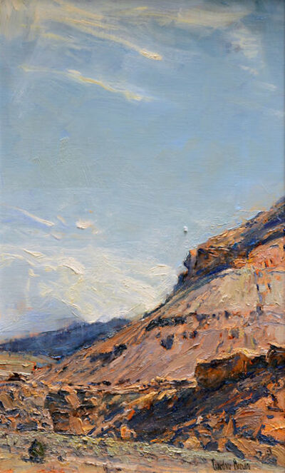 Gordon Brown, 'Canyon Bluff', 2015