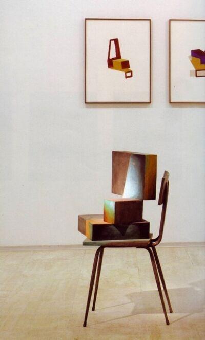 Pello Irazu, 'chair', 2007