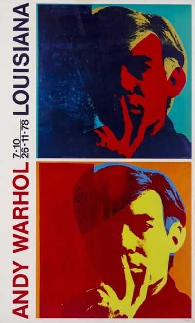 After Andy Warhol, 'Louisiana Museum Denmark', 1976
