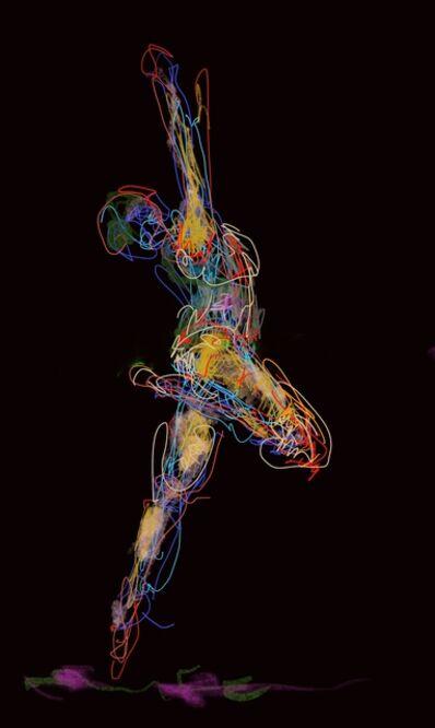 Nicole Leidenfrost, 'Dance Studies 1', 2021