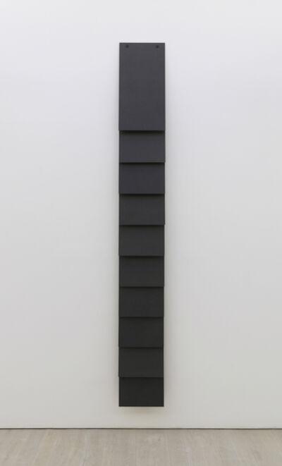 Lesley Foxcroft, 'Black Standard', 2015