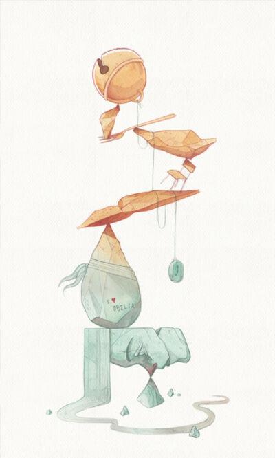 Malakkai, 'Balance is impossible VIII ', 2019