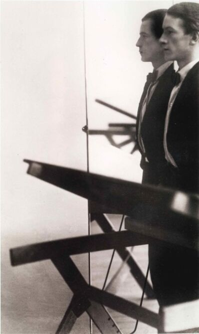 Florence Henri, 'Portrait Composition', 1928
