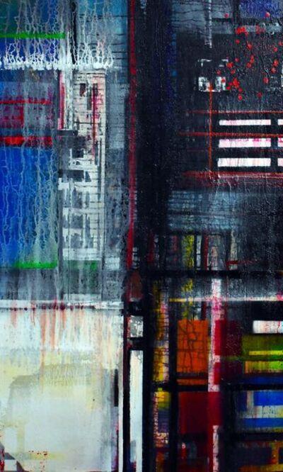 John Krempel, 'City Scene'