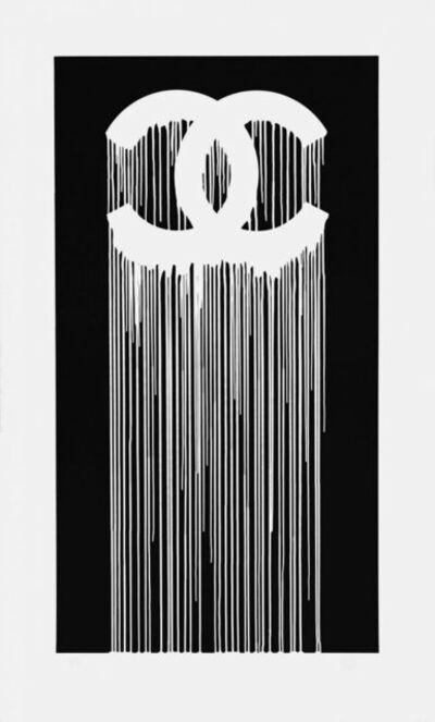 Zevs, 'Liquidated Chanel', 2017