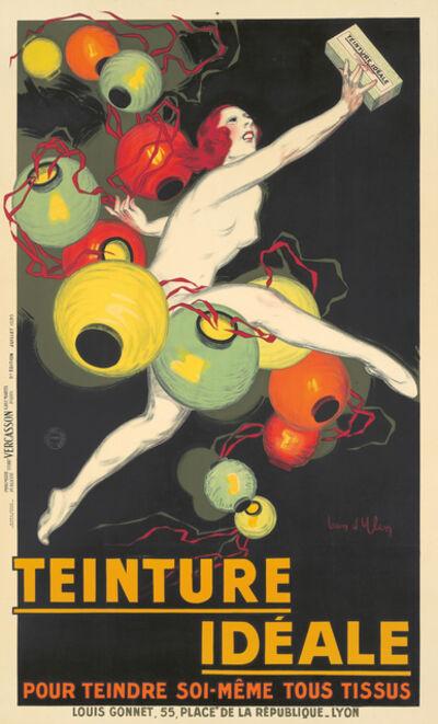 Jean D'ylen, 'Teinture Idéale', 1930