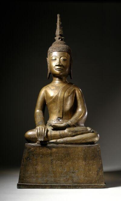 'A Buddha', 1890