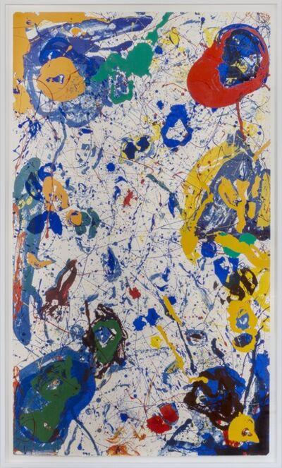 Sam Francis, 'Meteorite', 1986
