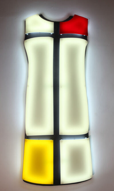 Nicolas Saint Grégoire, 'Mondrian Dress 2', 2009