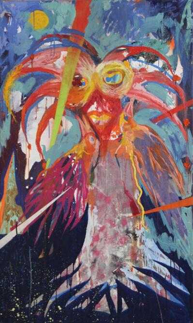 Vaggelis Choursoglou, 'Falling Birds', 2019