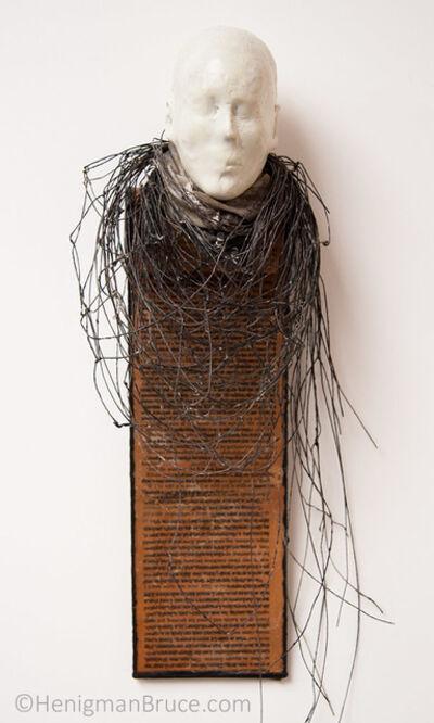 Kim Henigman Bruce, 'Losing Face', 2018