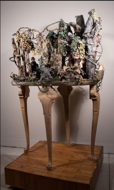 Marilyn Holsing, 'Table Tableau', 2019