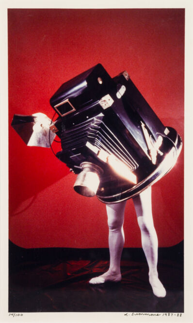Laurie Simmons, 'Walking Camera I (Jimmy the Camera)', 1987-88