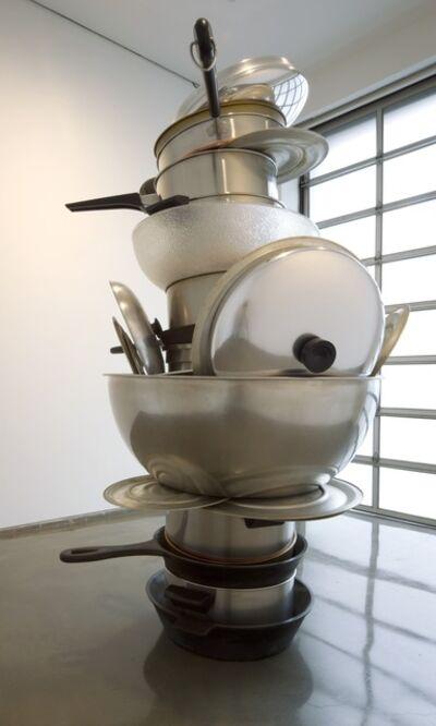 Robert Therrien, 'No title (pots and pans II)', 2008