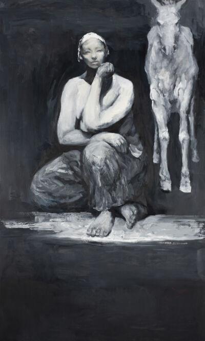 Cen Long, 'Listening', 2016
