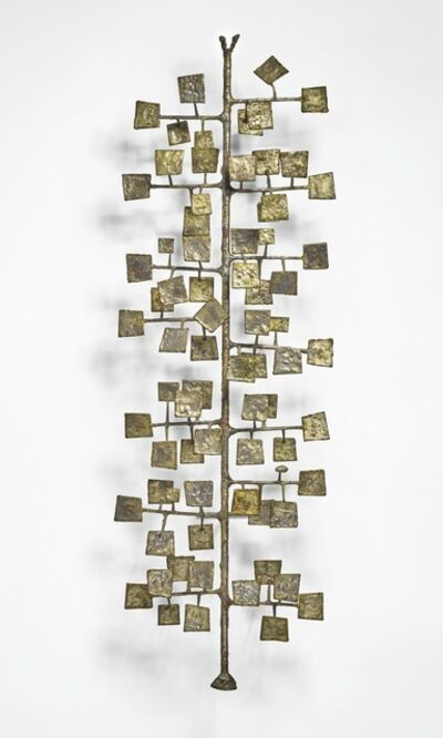 Harry Bertoia, 'Untitled (Multi-Plane Wall Sculpture)', circa 1965