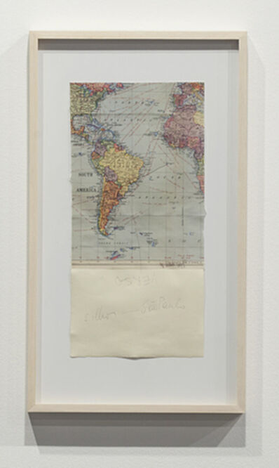 Nelson Felix, 'Verse (my gold, leave it here)', 2013